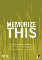 Memorize This: Tms 3.0 (Paperback)