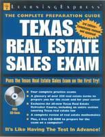 Texas Real Estate Sales Exam (Paperback)