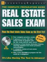 Real Estate Sales Exam (Paperback)