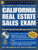 California Real Estate Sales Exam (Paperback)