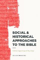 Social & Historical Approaches to the Bible - Lexham Methods Series (Paperback)