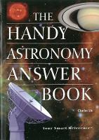 The Handy Astronomy Answer Book (Paperback)