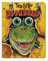 Ten Little Dinosaurs - Eyeball Animation (Board book)