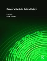 Reader's Guide to British History (Hardback)