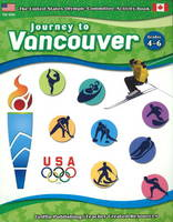 Journey to Vancouver: Grades 4-6 (Paperback)