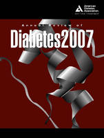 Annual Review of Diabetes 2007 (Paperback)