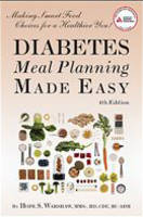 Diabetes Meal Planning Made Easy: Making Smart Food Choices for a Healthier You (Paperback)