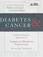 Diabetes and Cancer (Paperback)