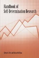 Handbook of Self-determination Research: Theoretical and Applied Issues (Hardback)