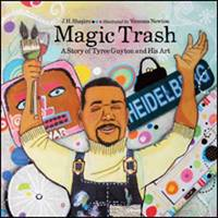 Magic Trash (Paperback)
