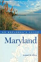 Explorer's Guide Maryland - Explorer's Complete (Paperback)
