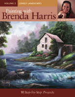 Painting with Brenda Harris: Lovely Landscapes v. 3