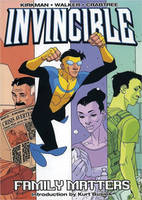 Invincible Volume 1: Family Matters (Paperback)