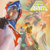 Battle of the Planets: Battle Of The Planets Volume 2: Blood Red Sky Blood Red Sky v. 2 (Paperback)
