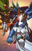 Battle of the Planets: Battle Of The Planets Volume 3: Destroy All Monsters Destroy All Monsters v. 3 (Paperback)