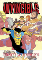 Invincible Volume 2: Eight Is Enough (Paperback)