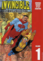 Invincible: The Ultimate Collection Volume 1 (Hardback)