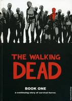 The Walking Dead Book 1 (Hardback)