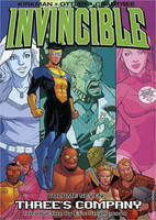 Invincible Volume 7: Three's Company (Paperback)