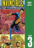 Invincible: The Ultimate Collection Volume 3 (Hardback)
