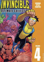 Invincible: The Ultimate Collection Volume 4 (Hardback)