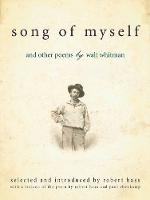Song of Myself: and Other Poems by Walt Whitman (Hardback)
