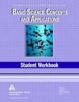 WSO Basic Science Concepts and Applications Student Workbook: Principles and Practices of Water Supply Operations (Paperback)