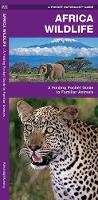 African Wildlife: A Folding Pocket Guide to Familiar Species - Pocket Naturalist Guide Series