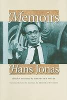 Memoirs - Hans Jonas (Hardback)