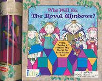 Who Will Fix the Royal Windows? - Junior groovy tubes (Hardback)