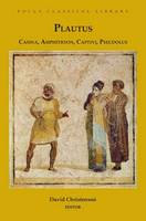 Casina, Amphitryon, Captivi, Pseudolus: Four Plays (Paperback)
