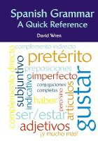 Spanish Grammar: A Quick Reference (Spiral bound)