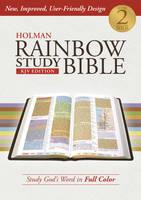 Holman Rainbow Study Bible: KJV Edition, Hardcover (Hardback)