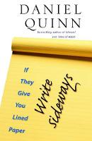 If They Give You Lined Paper, Write Sideways (Paperback)