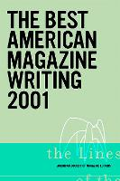 The Best American Magazine Writing 2001 (Paperback)
