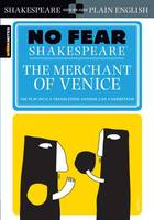 The Merchant of Venice (No Fear Shakespeare) - No Fear Shakespeare (Paperback)