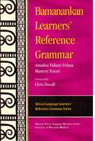 Bamanankan Learner's Reference Grammar (Paperback)