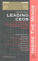 Leading CEOs: The Secrets to Management, Leadership and Profiting in Any Economy - Inside the Minds (Paperback)
