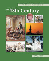 The 18th Century, 1701-1800 - Great Events from History (Paperback)