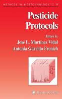 Pesticide Protocols - Methods in Biotechnology 19 (Hardback)