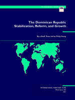 The Dominican Republic: Stabilization, Reform and Growth - Occasional Paper (Paperback)