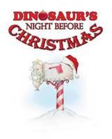 Dinosaur's Night Before Christmas (Hardback)
