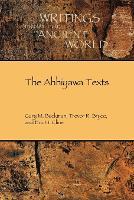 The Ahhiyawa Texts (Paperback)