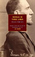 Novels In Three Lines (Paperback)