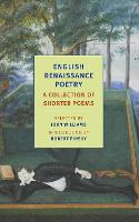 English Renaissance Poetry: A Collection Of Shorter Poems (Paperback)
