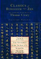 Classics of Buddhism and Zen, Volume Three: The Collected Translations of Thomas Cleary - Classics of Buddhism and Zen 3 (Paperback)