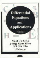 Differential Equations & Applications, Volume 2 (Hardback)