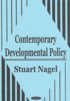 Contemporary Developmental Policy (Hardback)