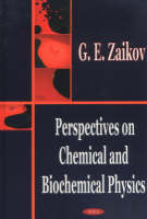 Perspectives on Chemical & Biochemical Physics (Hardback)