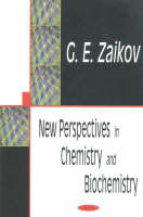 New Perspectives in Chemistry & Biochemistry (Hardback)